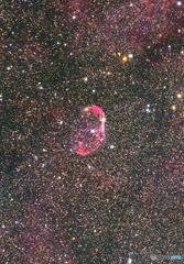 NGC6888 (再処理 拡大版)