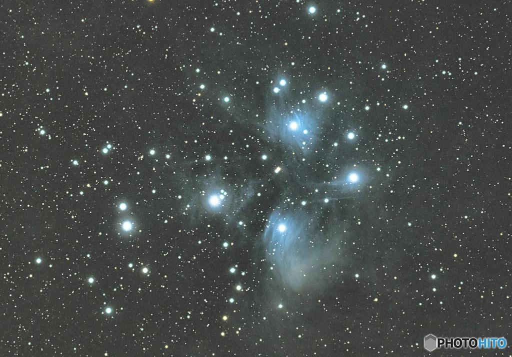 M45  2020年 X-T3(再処理 拡大)