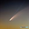 ネオワイズ彗星 その2(4枚コンポ)