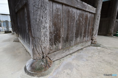 仁比山神社の秋②