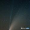ガイド失敗だけど・・・肉眼彗星 in鹿児島