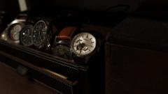 腕時計置き場(ただし雑)