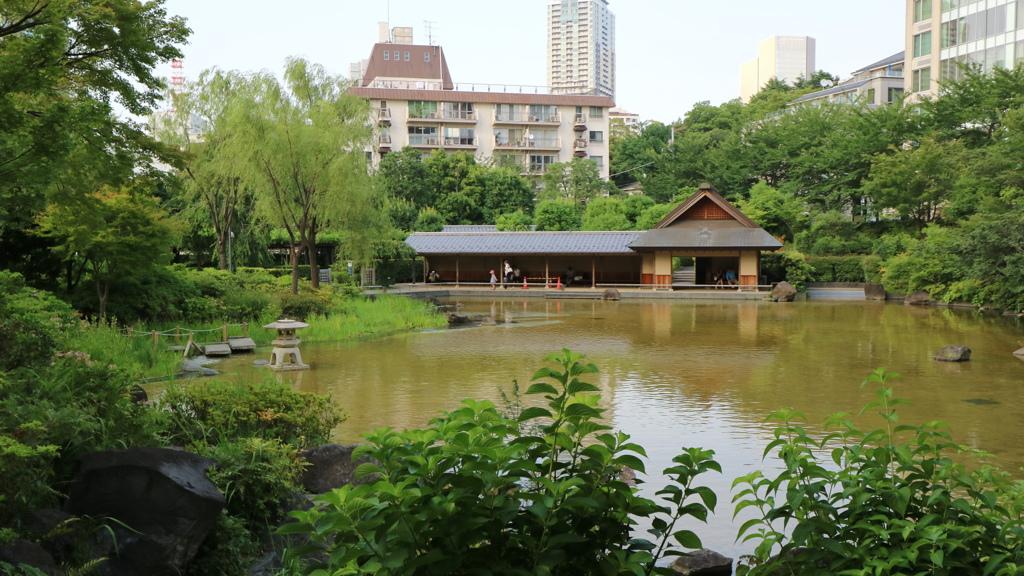 檜町公園②