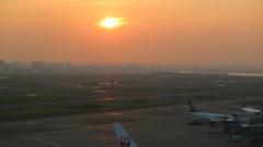 1年前の羽田空港 懐かしいな