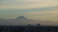 きょうの富士山②