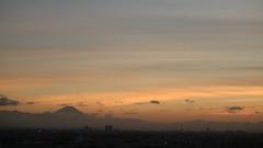 きょうの富士山③