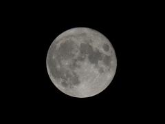 21年7月24日の満月その1