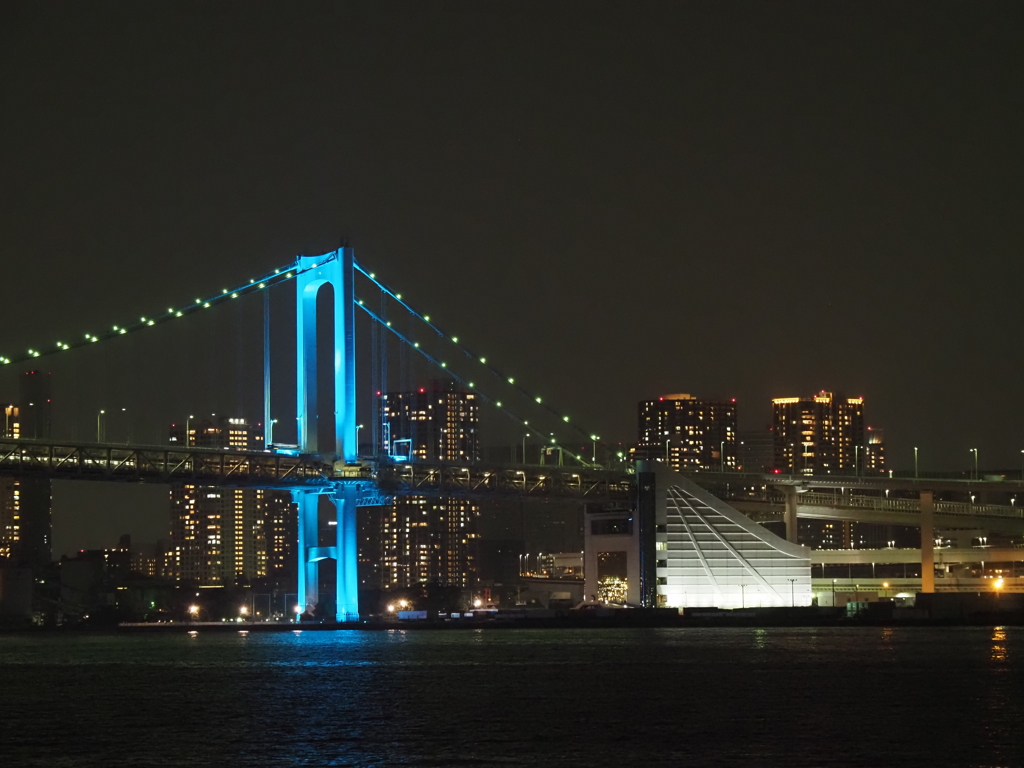 晴海ターミナルからの夜景その1