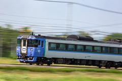 夏の臨時列車