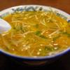白金食堂  味噌野菜ラーメン