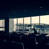 夕暮れAirport