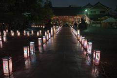 「浅草灯籠祭り」