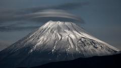 富士の三度笠