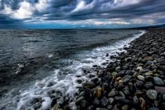 果てしなき石の海岸