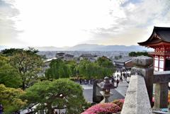 五月の清水寺
