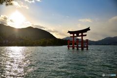 日本三景 ~安芸の宮島~