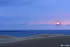 鳥取砂丘が忘れられない