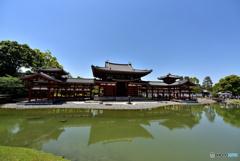 阿宇池と鳳凰堂