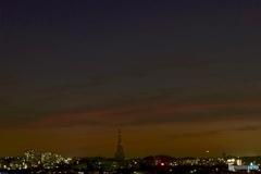 Perfect Liberty 夜景