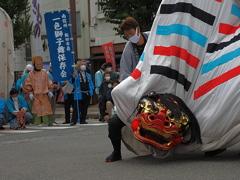 獅子舞フェスティバル 10/17❻