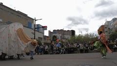獅子舞フェスティバル 10/17➎