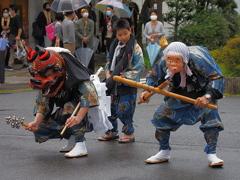 獅子舞フェスティバル 10/17❷