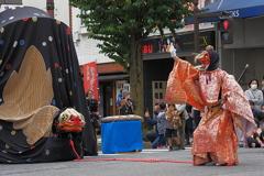 獅子舞フェスティバル 10/17❼
