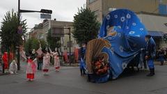 獅子舞フェスティバル 10/17❸