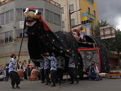 獅子舞フェスティバル 10/17❾