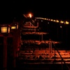 燈籠の参道