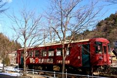 長良川鉄道 終着駅