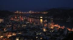 尾道大橋 夜景