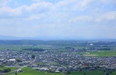 東近江国の夏