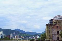 広島市内の街並み