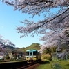 奥美濃の春