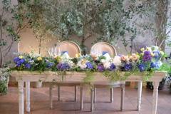 結婚式 ふたりのテーブル