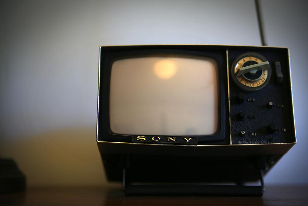 sony ポータブルテレビ