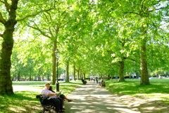 England / Green Park