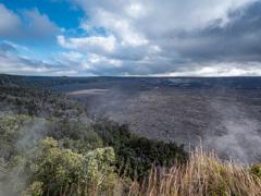 キラウエア火山①