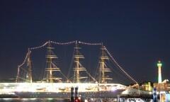 YOKOHAMA港の夜