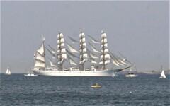 東京湾帆船パレード