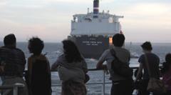 東京湾の特等席