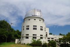 京都大学 花山天文台 外観