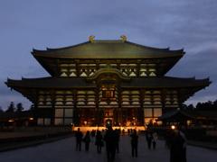 2017年 東大寺大仏殿