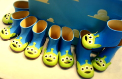 長靴の合唱♪