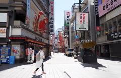 賑やかな大阪2