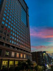 Sunset Rainbow