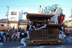 岸和田だんじり祭り 4