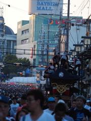岸和田だんじり祭り 3
