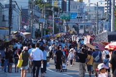 岸和田だんじり祭り 8